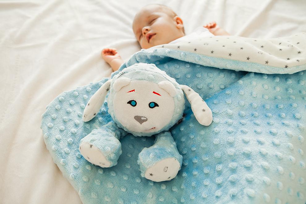 Baby Toy Myhummy Peluche Douce Peluche Ours Avec Lulling