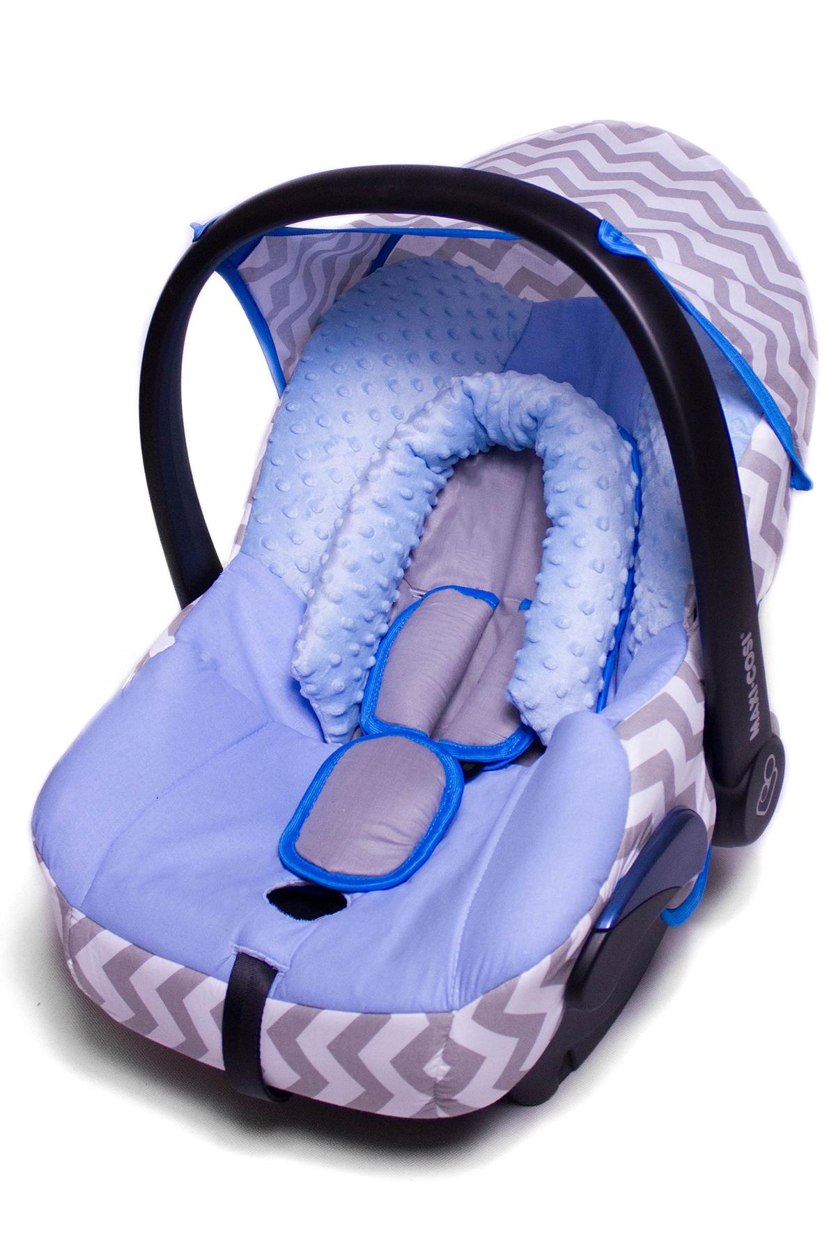 baby car seat full cover set fitting maxi cosi cabriofix rest head belt straps ebay. Black Bedroom Furniture Sets. Home Design Ideas